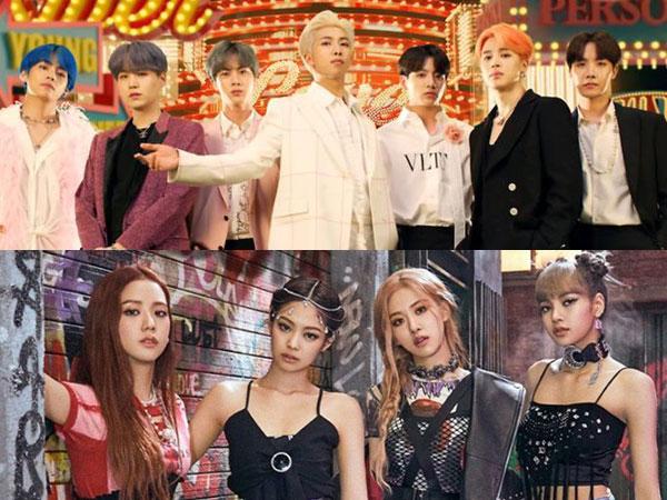 Lagu BTS dan BLACKPINK Masuk Daftar 100 Best Songs of 2019 Versi Billboard