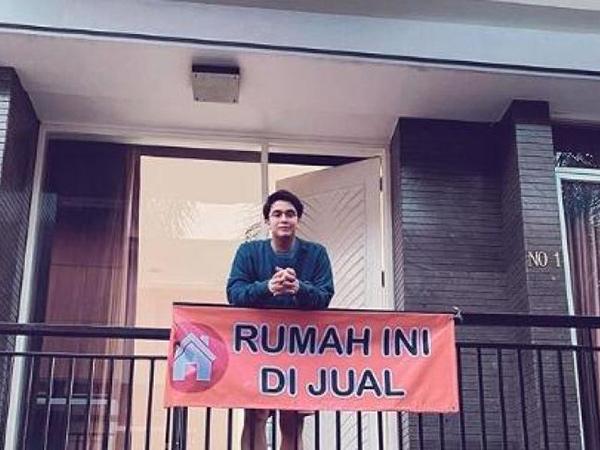 Mau Dibeli Raffi Ahmad Rp 17M, Billy Syahputra Jual Rumah Peninggalan Olga Ternyata Prank!