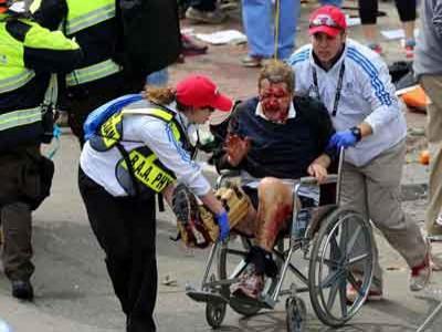 Ekstrimis Anti Pemerintah Diduga Dalang Bom Boston