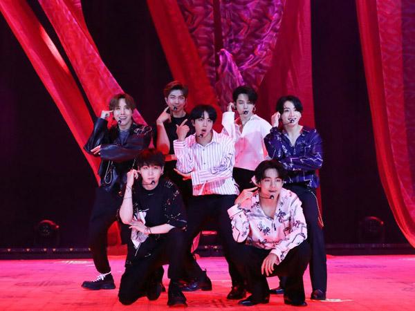 Konser Online BTS Raup Lebih dari Rp 290 Miliar