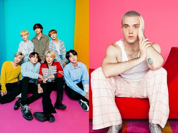 Kolaborasi dengan Lauv untuk Kedua Kalinya, BTS: Lagunya Bagus