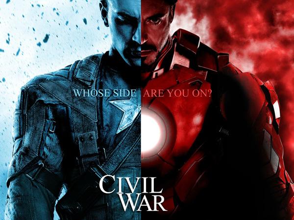 'Captain America 3' Akan Membuat Penonton Benci 'Iron Man'?