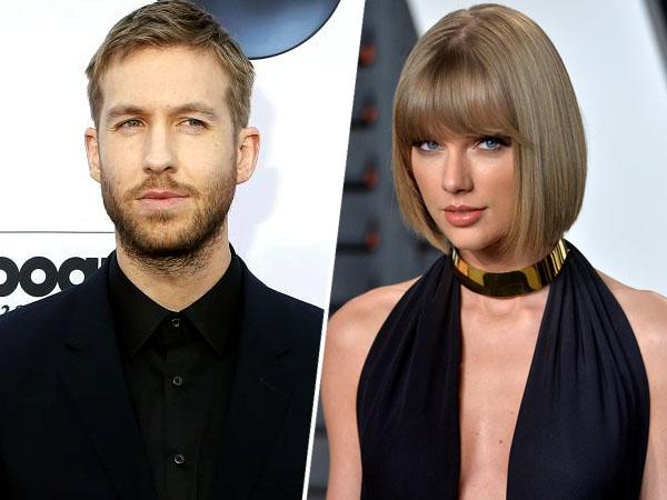 Calvin Harris Sindir Taylor Swift Lewat Lagu Barunya?