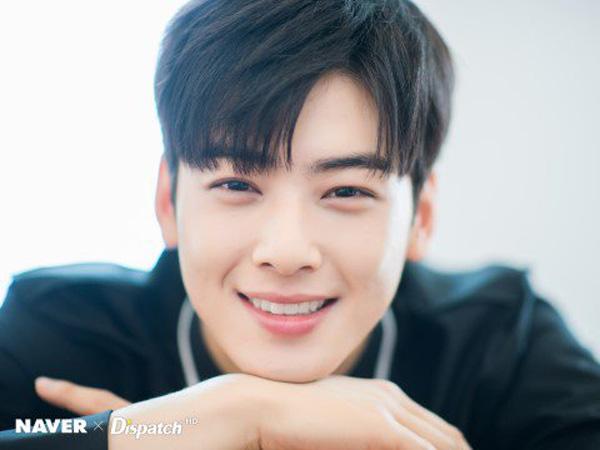 Cha Eun Woo ASTRO Makin Bersinar Berkat 'My ID is Gangnam Beauty'
