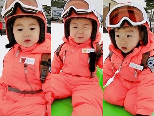 Main Ski Untuk Pertama Kali, Siapa yang Paling Jago Diantara Daehan, Minguk & Manse?