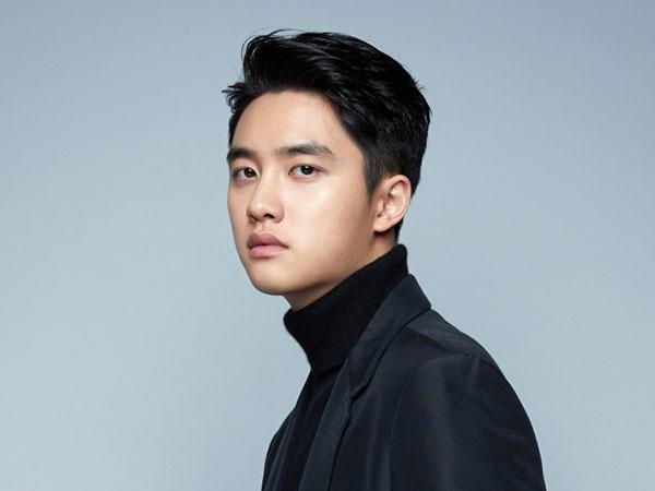 D.O EXO Pertimbangkan Peran Drama Baru Jadi Jaksa Nakal