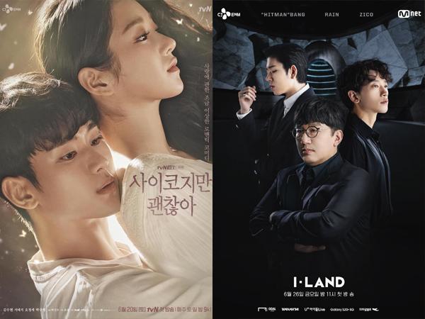 'It's Okay to Not Be Okay' dan 'I-LAND' Masuk Nominasi International Emmy Awards 2021