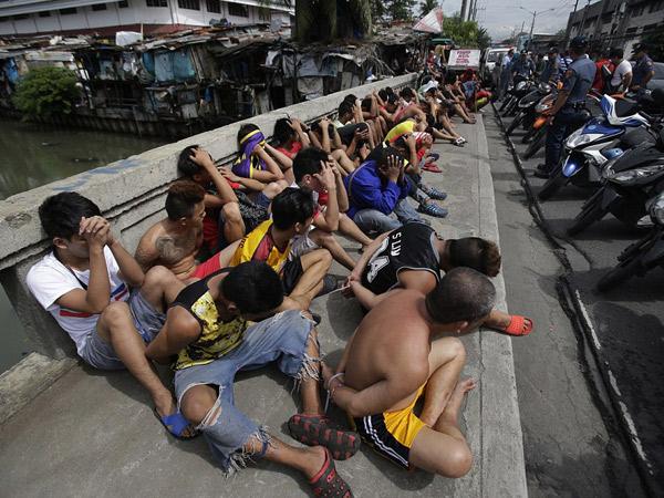 Kinerja 100 Hari Presiden Filipina Duterte: 3.700 Bandar Narkoba Tewas, Sadis Atau Solutif?