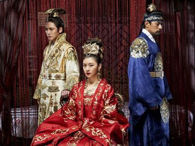 Drama Ha Ji Won 'Empress Ki' Rajai Rating Dalam debutnya!
