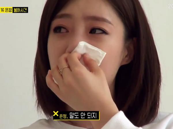 Kembali Bahas Rumor Bully, Eunjung T-ara Berurai Air Mata
