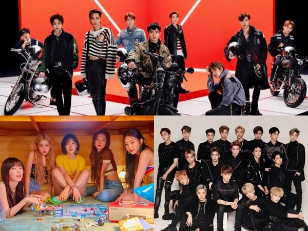 Bocoran Rencana Besar SM Entertainment di 2019-2020: Comeback Hingga Debut Grup Baru