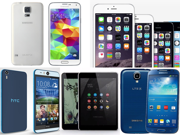 Lihat Lagi Daftar Gadget Seru yang Rilis di Tahun 2014!