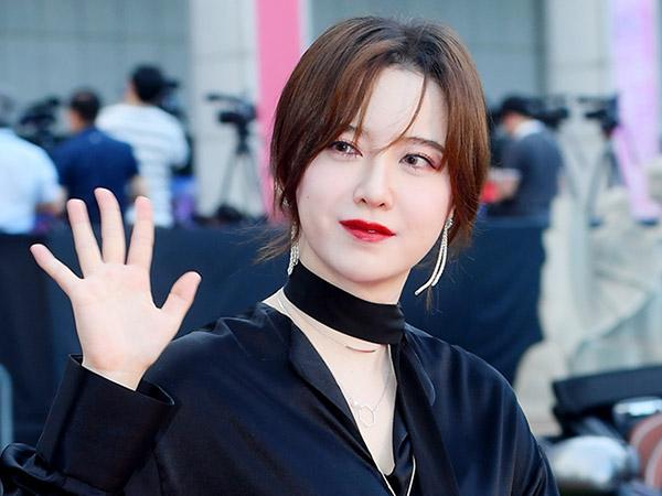 Bantah Rumor Hamil, Goo Hye Sun Ngaku Berat Badan Naik Dratis Sampai 10kg!