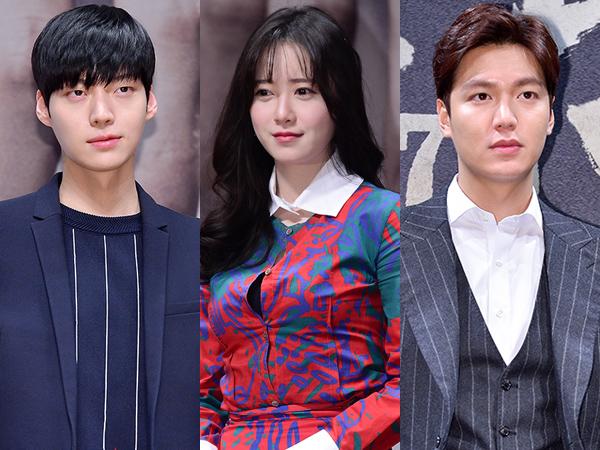 Main Drama Baru, Goo Hye Sun Bandingkan Ahn Jae Hyun dengan Lee Min Ho