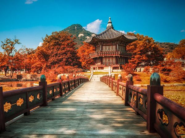 Seberangi Jembatan Waktu di Istana Gyeongbokgung Musim Gugur Tahun Ini!