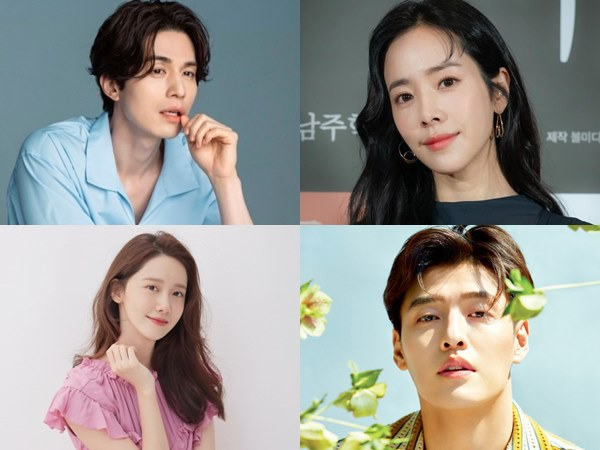 Lee Dong Wook, Han Ji Min, Yoona, Kang Ha Neul Bintangi Film Romantis Baru