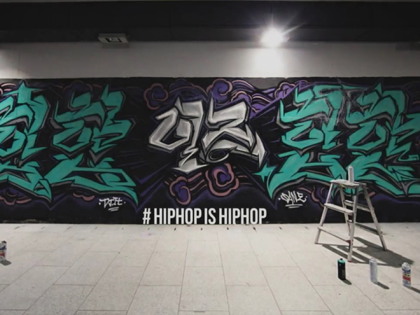 #HIPHOPISHIPHOP - Hip Hop For The World