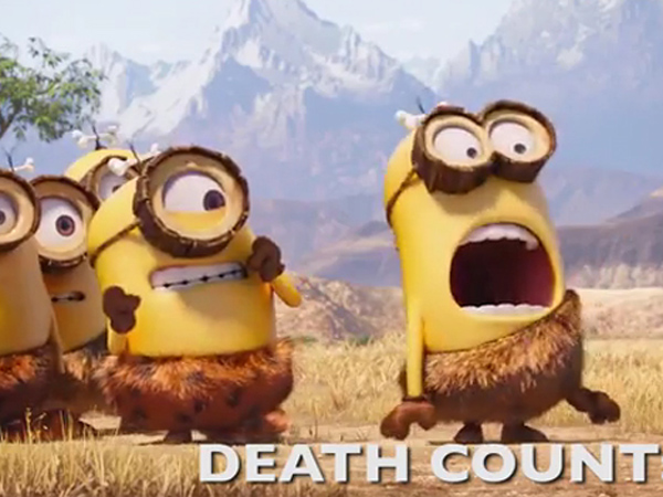 Duh, 'Trailer Kejujuran' Ini Buktikan Minions 'Membunuh' Hingga Ratusan!