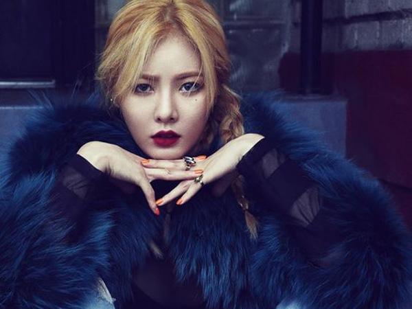 Jarang Komunikasi, HyunA Masih Ungkap Kemungkinan 4Minute akan Reuni?