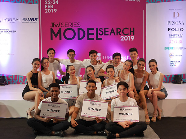 Jakarta Fashion Week Gelar Seleksi Model di 5 Kota Besar