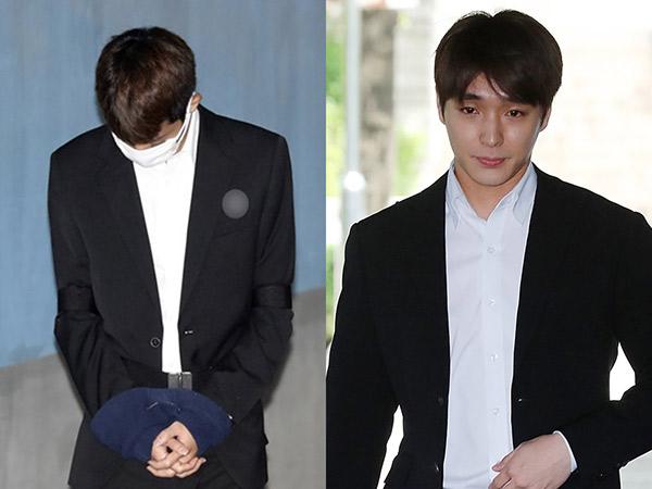 Sidang ke-9: Jung Joon Young Hingga Choi Jonghoon Dituntut 5-10 Tahun Penjara