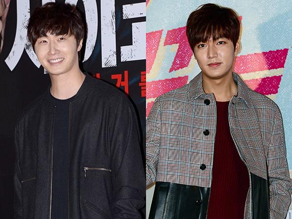 Inilah Hal yang Buat Jung Il Woo dan Lee Min Ho Malas Untuk Bertemu