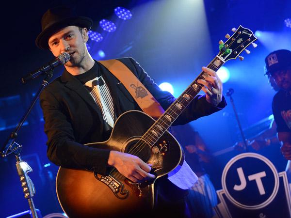 Raup Jutaan Penonton, Justin Timberlake Siap Gencarkan Lagi 'Suit & Tie' di Dokumenter Konser!