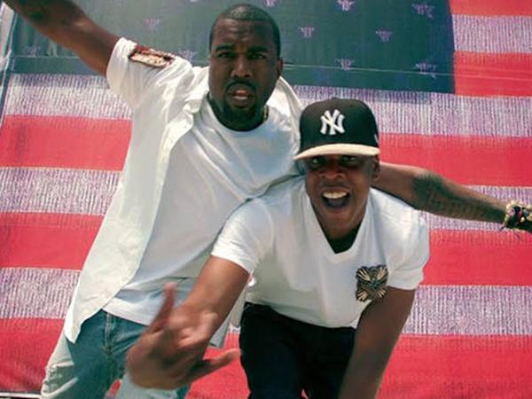Kanye West Ajak Jay-Z Jadi Wakil Presidennya