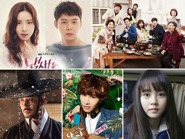 Inilah 6 K-Drama Wajib Tonton yang Mulai Tayang April 2015