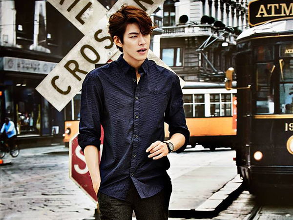 Sst, Mau Tahu Penghasilan Fantastis Kim Woo Bin di Tahun 2014 Ini?