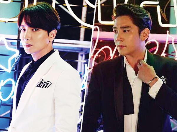 OTW ke Jakarta, Ini yang Dilakukan Leeteuk dan Kangin Super Junior