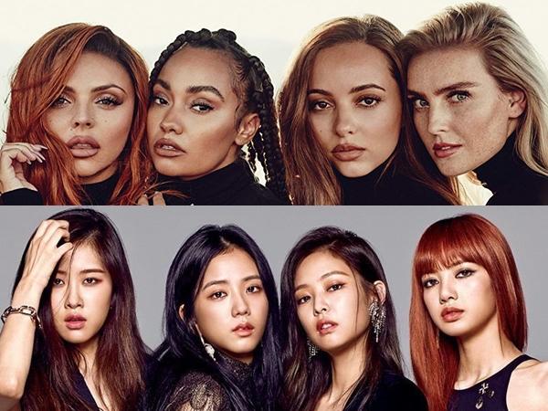 Little Mix Buka Kesempatan Kolaborasi Bareng BLACKPINK