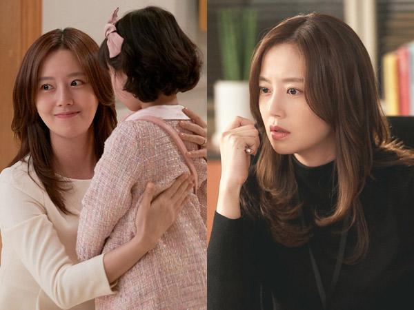 Potret Kontras Moon Chae Won Jadi Ibu dan Detektif di Drama Flower of Evil