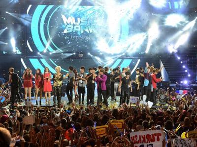 Para Idola K-Pop Ternama Siap Ramaikan Konser Spesial Akhir Tahun KBS 'Music Bank'!
