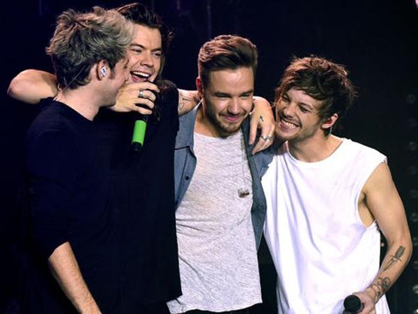Gelar Konser Terakhir Sebelum Hiatus, Ini Pesan dari One Direction