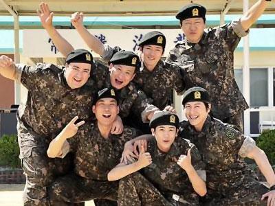 Wow, Anggota Real Men Siap Berjuang di Pulau Sengketa Korea-Jepang!