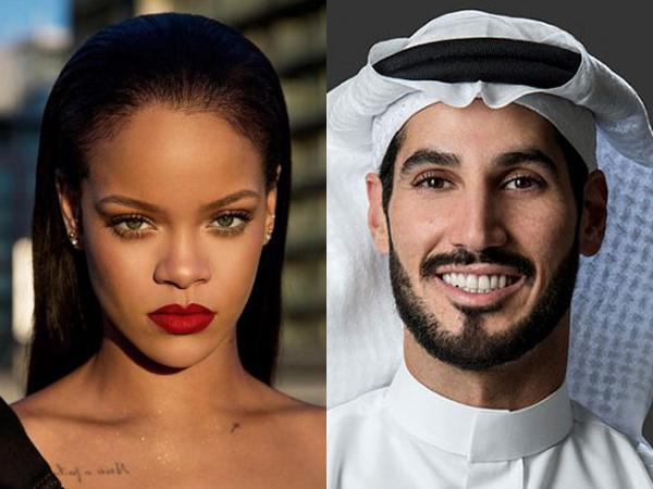 Makin Serius, Rihanna Rencanakan Miliki Anak dengan Miliarder Arab Hassan Jameel
