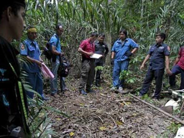 Kuburan Massal Muslim Rohingya Ditemukan di Malaysia