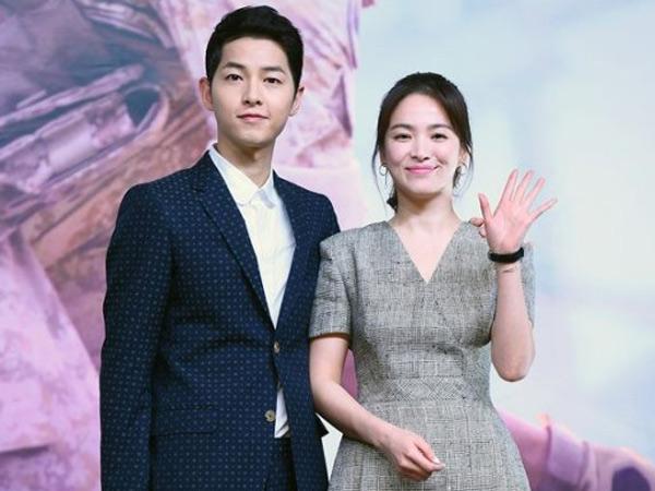 Lucunya, Begini 'Ramalan' Wajah Bayi dari Song Joong Ki dan Song Hye Kyo!