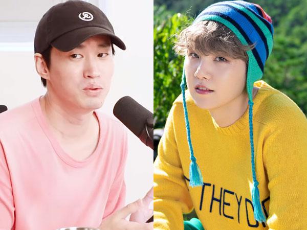 'Bosan' Ditanya Fans, Tablo Ungkap Rasanya Kerja Bareng Suga BTS