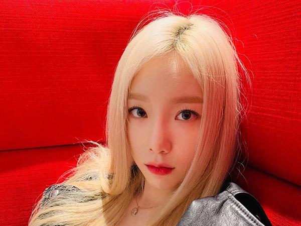 Foto Profil Menghitam, Taeyeon Curhat Soal Depresi yang Dideritanya Belakangan Ini