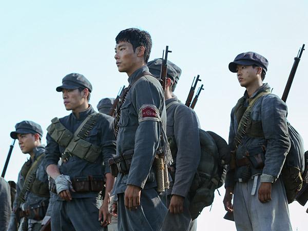 Film 'The Battle' Raup 3 Juta Penonton Tepat di Hari Kemerdekaan Korea