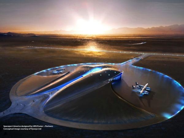 Leonardo DiCaprio dan Justin Bieber Sudah Daftar, Intip Bandara Luar Angkasa Pertama Dunia di AS