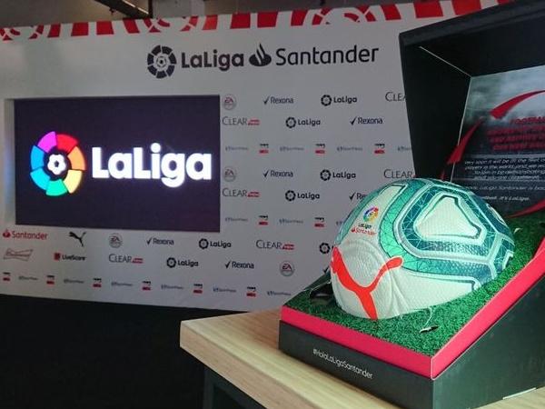 Ingin Lebih Dekat Dengan Indonesia, La Liga Spanyol Gunakan Batik Motif Parang