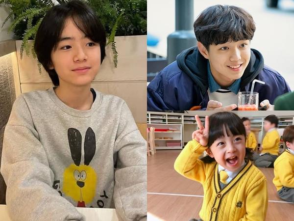 5 Aktor Cilik Korea Ini Berwajah Tampan, Calon Bibit Unggul