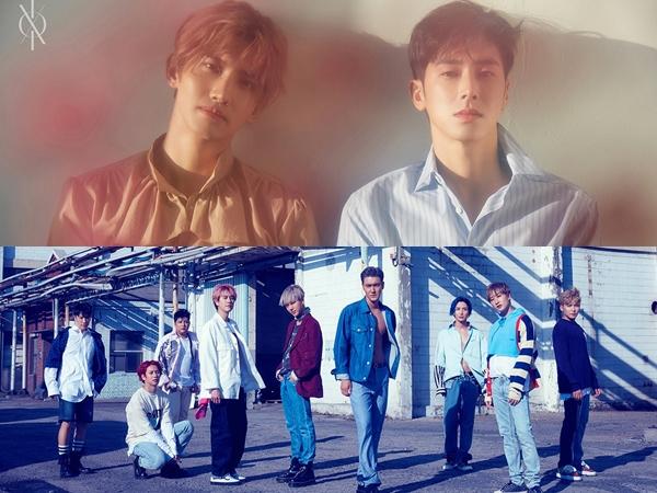 TVXQ dan Super Junior Jadi Artis Selanjutnya yang Tampil di Konser Virtual Beyond Live