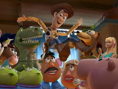 Wow, Toy Story Luncurkan Film Pendek Via Online