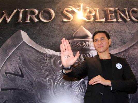Cerita Vino Dibalik Peran 'Wiro Sableng', Film Adaptasi Novel Ayahnya
