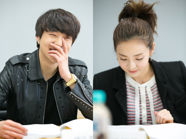 Sandara Park 2NE1 dan Kang Seungyoon WINNER Lakukan Sesi Pembacaan Naskah untuk 'We Broke Up'