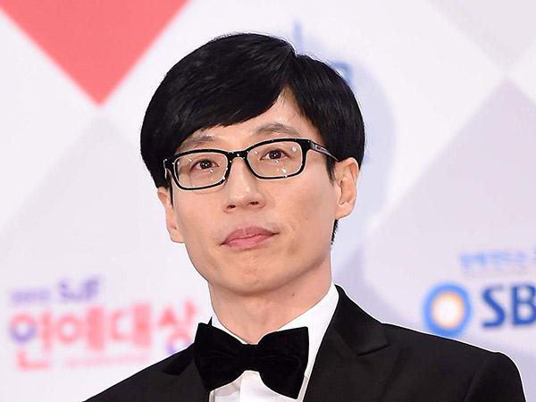 Yoo Jae Suk Bantah Terlibat Kasus Pelecehan Seksual